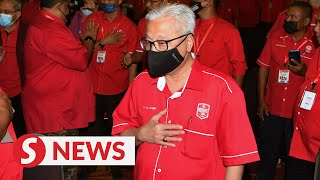 Make police report fast, Ismail Sabri tells Zahid