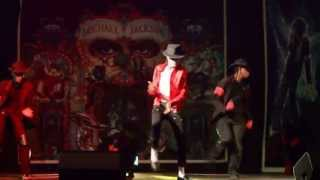 the best michael jackson imitation ever