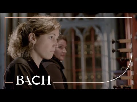 Bach - Prelude and fugue in  E minor BWV 533 - Schouten | Netherlands Bach Society