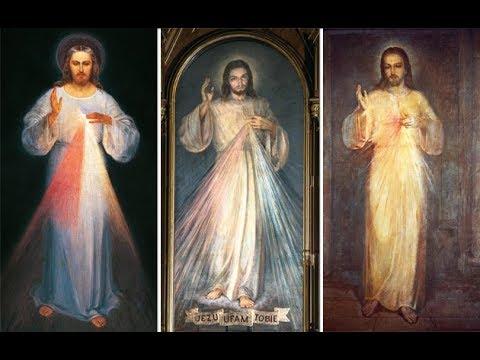 O Poder Da Imagem De Jesus Misericordioso! Prometo A Vitória Contra Os Inimigos!