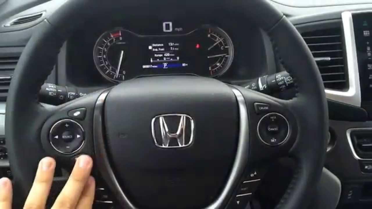 Dene Lambkin Honda >> 2016 Honda Pilot has arrived at Dene Lambkin Honda! - YouTube