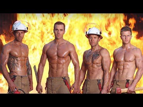 The 2019 Australian Firefighters Calendar + More Calendars Raising Money For Charity