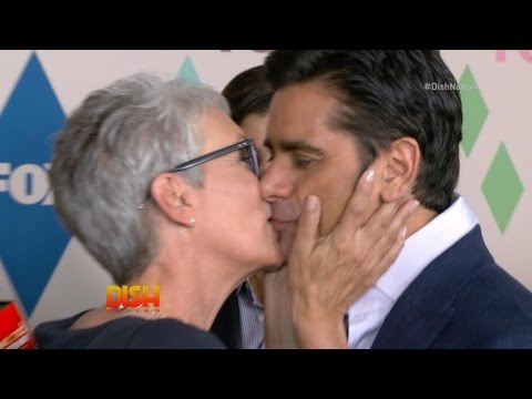 Red Carpet Exclusive With Jamie Lee Curtis Amp John Stamos