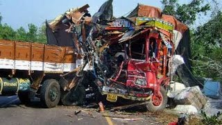 Truck Accident in India | Lorry Accident in South India