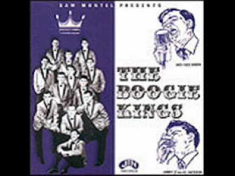 The Boogie Kings - The Harlem Shuffle