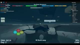 Dinosaur simulator Ep.1 Roblox