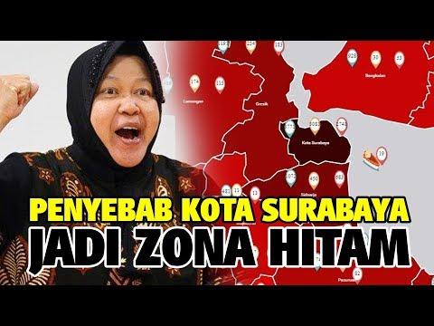 Ini Penyebabnya Kasus Positif Covid-19 Terus Bertambah di Surabaya
