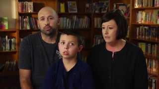 2.5 M $هدية لخلق ماريو يميو سرطان الغدد الليمفاوية مركز للأطفال والشباب