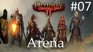 Divinity Original Sin 2 Gameplay Let S Play 7 Arena Early Access W Game KNight