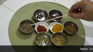 Curry Powder in Under 1 min - Homemade Indian Curry Recipe