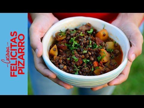 Guiso de Lentejas (Lentil Stew) | Felicitas Pizarro