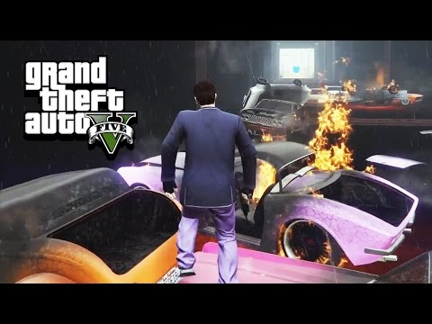 HOT AND WET - GTA 5 Gameplay
