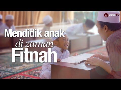 bincang-santai:-tips-mendidik-anak-di-zaman-fitnah---ustadz-muhammad-elvy-syam,-lc.