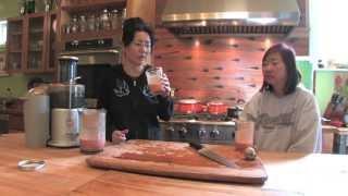 Snakegrrl's Kitchen: Sweet Potato Juice