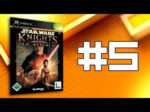Das vergessene Party-Mitglied - Star Wars: Knights of the Old Republic #5 - Time to Drei