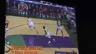Syracuse Beats Kansas 2003 NCAA Nat'l Championships