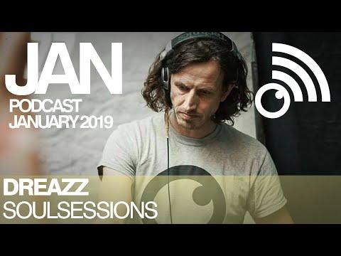 Dreazz - Soul Sessions January 2019 [ Liquid DnB Mix ]