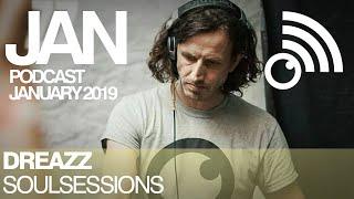 Deep Liquid D&ampB Mix 2019 - Soul Sessions January - Dreazz [Fokuz Recordings]