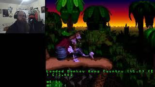 Taverna Dicas | Dkc speedrun, Invisible sprite,, clone kong e warp pro mundo 6