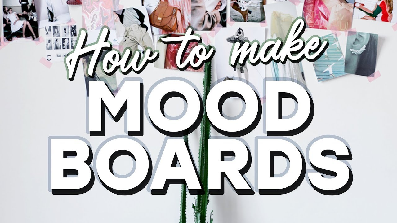 Setting The Mood How To Create Great Mood Boards For Your Project Pond5