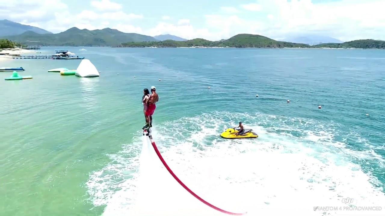 Flyboard du lịch Nha Trang