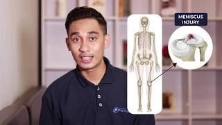 Meniscus Injury   Cidera Tulang Rawan Lutut   First Physio