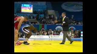 120 кг. Mijain Lopez vs Khasan Baroev - 2