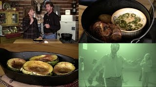 Happy Halloween! Tacos, Sweet Squash & a Haunted House! (Episode #378)