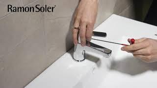 Instalar grifo monomando: Cómo limitar la temperatura máxima - Ramón Soler