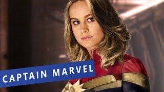 Captain Marvel: Wer ist die Superheldin?