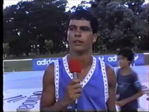 Sergio Hernández en los Campus 1988/89