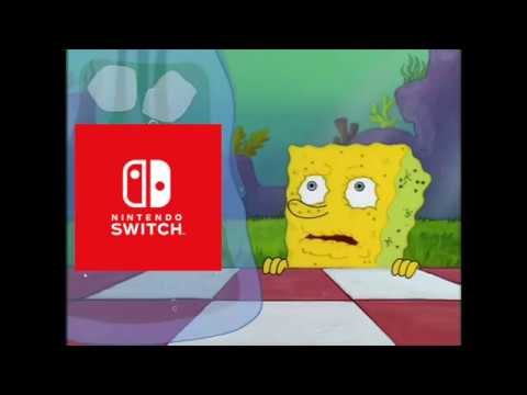 Spongebob    I Don't Need It (Switch Edition)