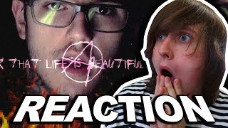 COWYS 2 LIT!! Lil Peep - Life Is Beautiful REACTION
