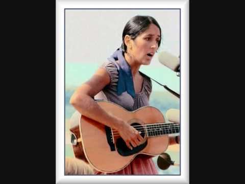 Blowin In The Wind  Joan Baez