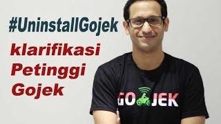 Download Video #UninstalGojek Trending, Klarifikasi Gojek Setelah Dibilang Dukung LGBT MP3 3GP MP4