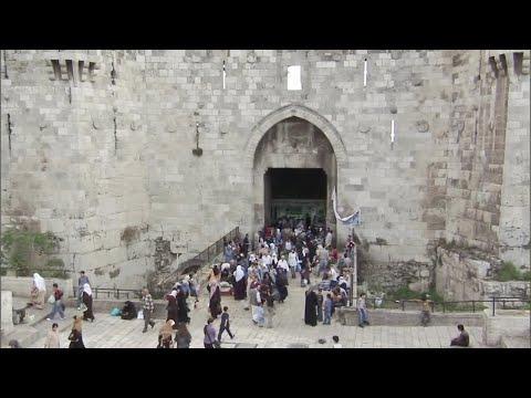 Jerusalem: Ancient Gates, Future Glory #5: The Damascus Gate