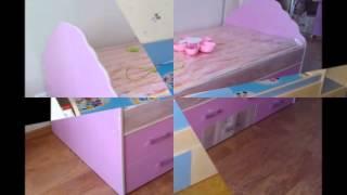 Детские кроватки с ящиками(Посетите сайт: http://www.mebelvam.com.ua/mebel-pod-zakaz/mebel-detskaya-na-zakaz.html и будете приятно удивлены, наша компания предлагает..., 2012-12-24T15:10:03.000Z)