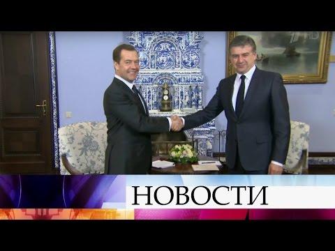 Теперь граждане России смогут посещать Армению повнутренним общегражданским паспортам.