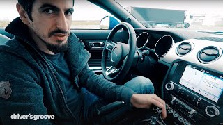 Pro & Contra Mustang GT nach zwei Monaten