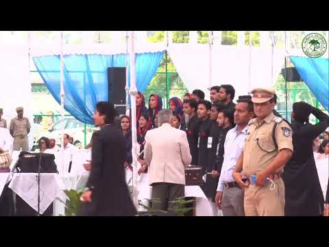 Sir Syed Day 2017 Bicentenary Celebration Full Video -  Athletic Ground   Aligarh Muslim University,
