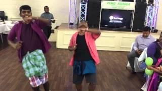 vedhalam aaluma doluma dance by uk thala fans