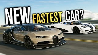 The NEW FASTEST Car in The Crew 2!?
