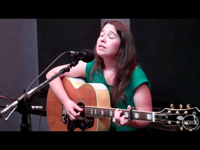 "Samantha Harlow ""Diamond in the Rough"" Live at KDHX 6/17/12"
