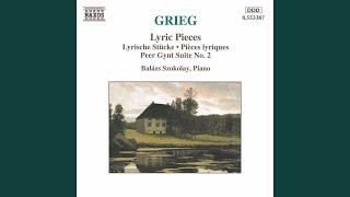 Play Matrosernes Opsang (Sailor's Song), Lyric Piece For Piano, Op. 68/1