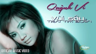 Quỳnh Vi - Vùi Sâu Trái Tim Buồn (Official Music Video)