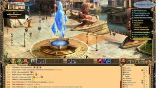 Обзор браузеной игры Драконы