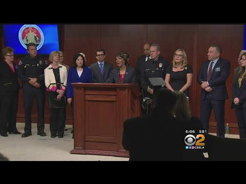 Groundbreaking Mental Health Division Launched By LA County DA's Office