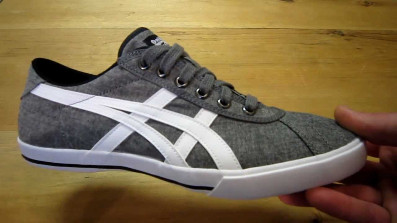 onitsuka tiger rotation 77 review