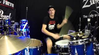 "Hands Toward Heaven - Drum Cover - NorthPoint ""Hear"" Album"