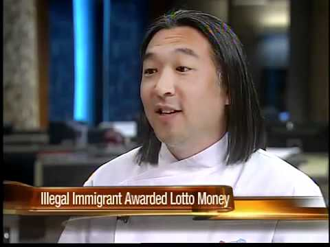 Jury: immigrant to keep $750K lotto win